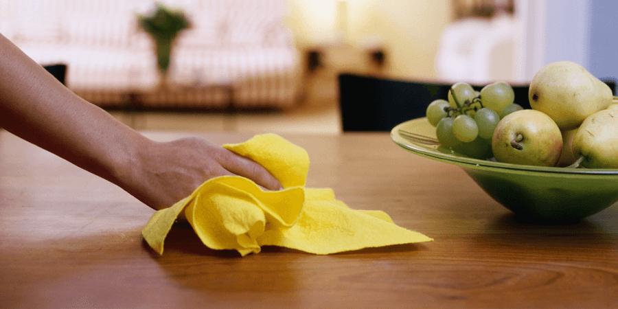 6 трика за почистване на дома
