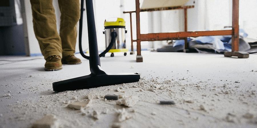 Професионално почистване след ремонт - Фея 63