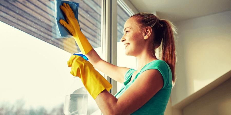 Почистване на прозорци от Фея 63