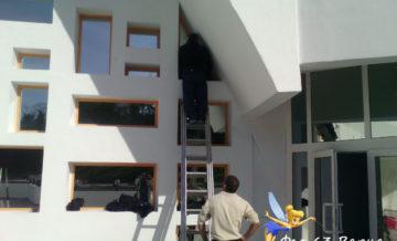 почистване на фасади от Фея 63
