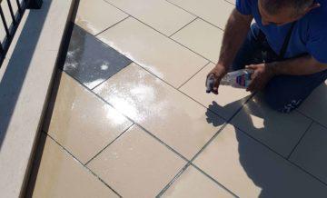 Галерия - почистващи услуги от